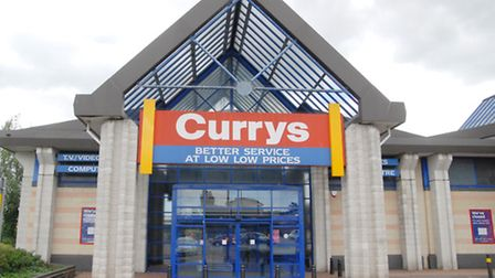 Currys has closed down