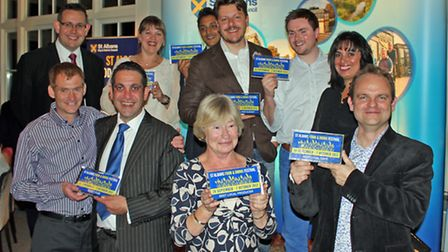 St Albans Food and Drink Awards 2012