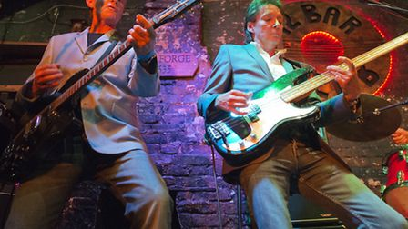 Russell Hastings and Bruce Foxton are coming to Huntingdon
