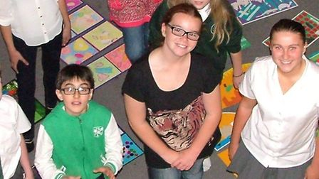 Royston museum's young curators