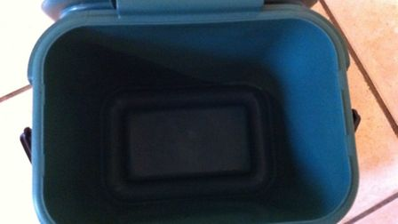Food waste caddy given to St Albans residents