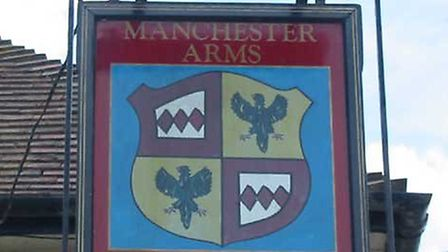 Manchester Arms, St Ives