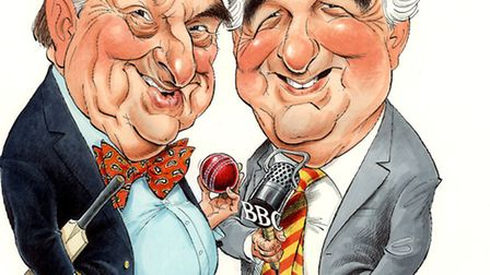 Blofeld and Baxter: Memories of Test Match Special