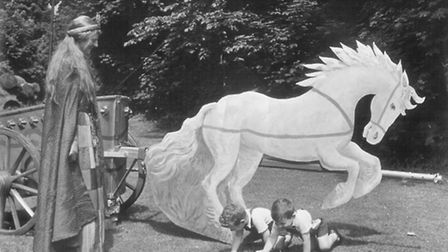 Brenda Swinson of St Albans, who has died at the age of 103, was Boudicca in the 1953 Pageant. She i
