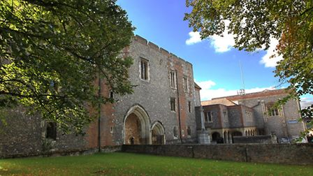 The Gatehouse and St Albans School
