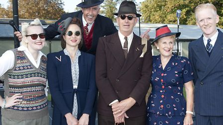 Imperial War Museum Duxford's 1940s event