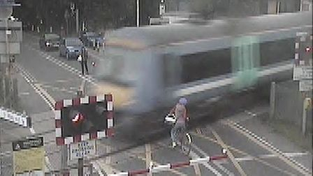 Woman nearly hit by speeding train at waterbeach level crossing