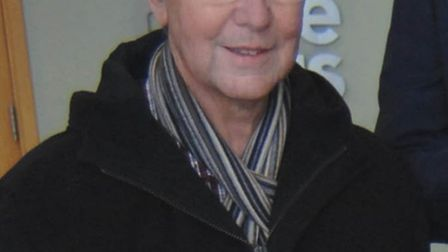 Tony Burgess, who was at the forefront of the campaign to stop the Corn Exhange being sold