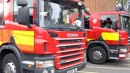 Firefighters are set to strike today