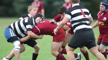 Hitchin Rugby v Royston