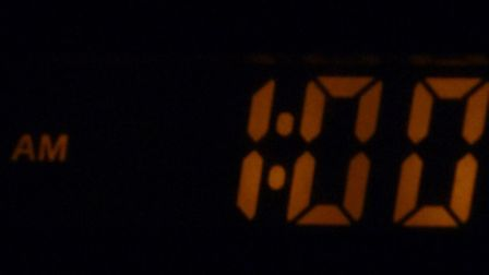 Clocks go back to 1am on Sunday, October 27 when British Summer Time ends