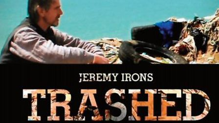 """Actor Jeremy Irons, who appears in Candida Brady's documentary feature """"Trashed"""", has voiced suppor"""