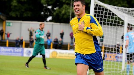 John Frendo is September's player of the month. Picture by Leigh Page