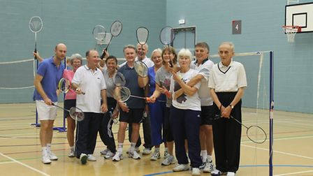 Badminton lessons will be free at the sports centre between 10 and 12am every Friday this November