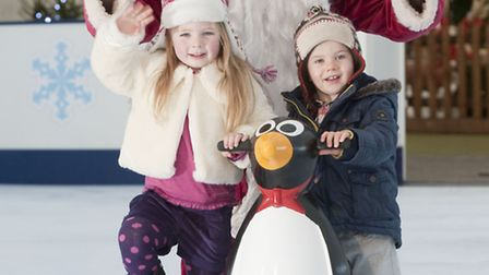 Be in with a chance of winning a visit to Willows Farm Village