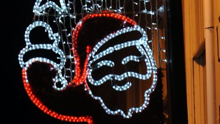 St Ives Christmas lights switch-on