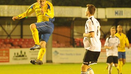 Danny Green has received praise from St Albans City management since returning from a loan spell at