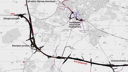 A14 proposed