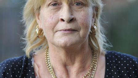 St Neots resident Delena Campbell whos belongings were dumped by Luminus