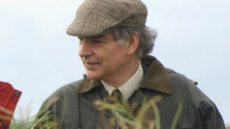 Prof Bruce Fitt of St Albans has been studying diseased barley
