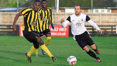 Royston Town 1 AFC Hayes 3