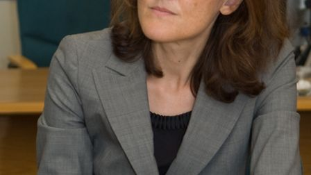 Theresa Villiers, former Transport Minister