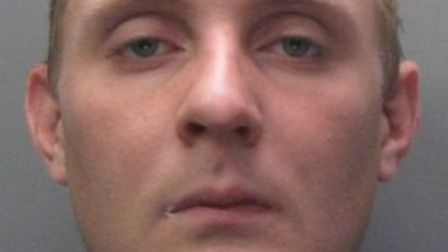School bus driver Levi Pryke who was jailed after driving while high on drugs