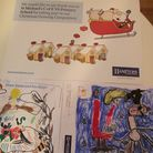 The winning entries in the Hamptons competition