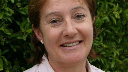 Janette Wood has received an MBE for services to education