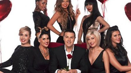 """Paddy McGuinness hosts ITV show """"Take Me Out"""""""