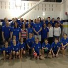 CoStA swimathon - swimmers, coaches and helpers