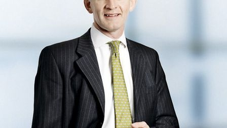 Johnson Matthey chief executive Neil Carson