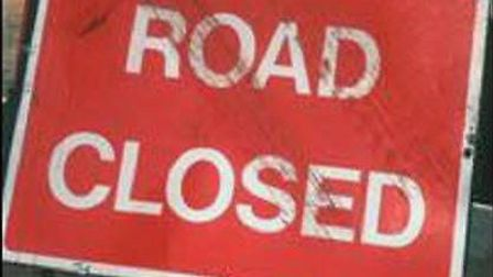Roads have been closed across Welwyn Hatfield and Poters Bar by floods.