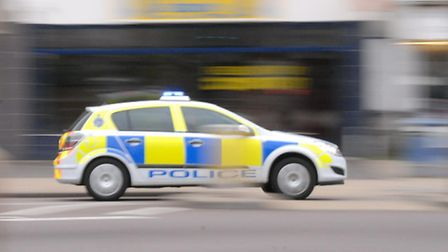 There were two crashes in the space of half an hour on the A14 in the early hours of Saturday mornin
