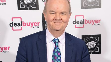 Ian Hislop. Photograph by Dave J Hogan/Getty Images.