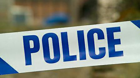 Police were called to a burst water main in Ermine Street.