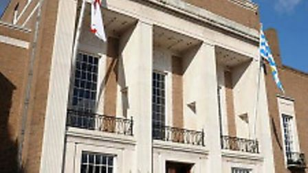Hertfordshire County Council, based at County Hall, has been urged to follow Cambridgeshire's lead i