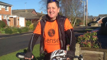 Maurizio Borgatti of Harpenden is to cycle about 270 miles from Vietnam to Cambodia