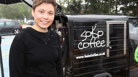 Soko Coffee owner Charlie Powell challenged the council and found out that she has been over paying