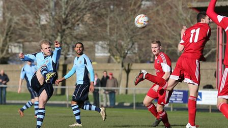 Richard Graham shoots. Picture: Leigh Page