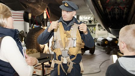 Half term fun at IWM Duxford will commence tomorrow after the museum reopened