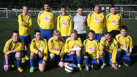 St Albans City Youth's disability team