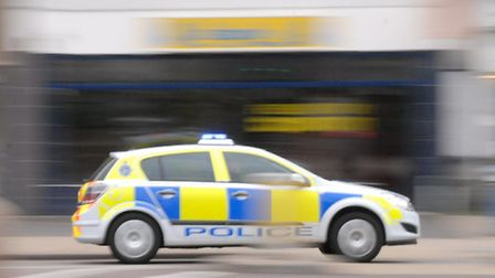 Police are hunting for a gang who raided the BP filling station on Great North Road, Eaton Socon, ea