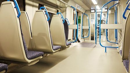 The new First Capital Connect trains