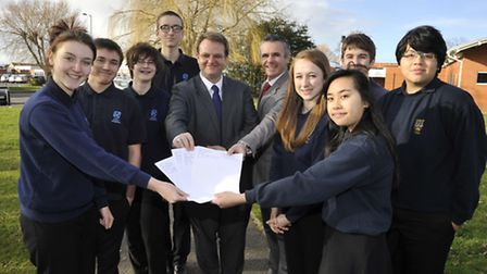 Year 11 students at both Ernulf and Longsands Academies are to be congratulated on their very positi