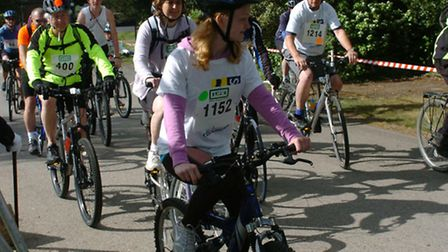 St Albans cycle ride 2011.
