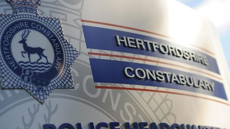 Two arrests were made by Hertfordshire Constabulary