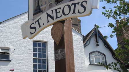 There has been a surprise freeze of the town council section of the tax bill for St Neots residents.