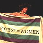 Emily - the Making of a Militant Suffragette will be performed at Ashwell School on April 5