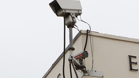 (ANPR) cameras are placed at seven locations around the town